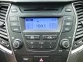 Black Audio System Photo for 2013 Hyundai Santa Fe #84469802