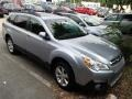 Ice Silver Metallic 2013 Subaru Outback 2.5i Limited
