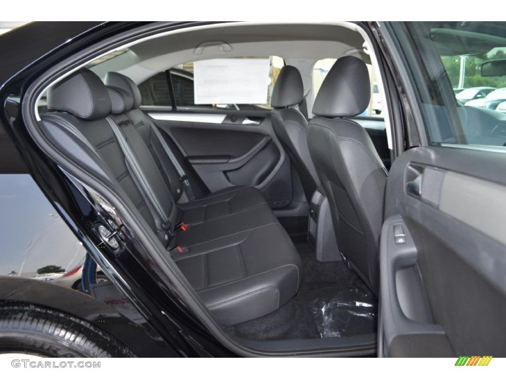 titan black interior 2014 volkswagen jetta se sedan photo 84475034