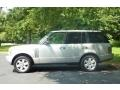 2005 Zambezi Silver Metallic Land Rover Range Rover HSE  photo #4
