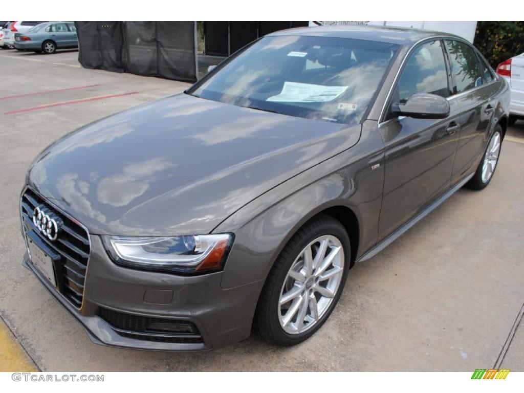 Dakota Grey Metallic 2014 Audi A4 2 0t Quattro Sedan