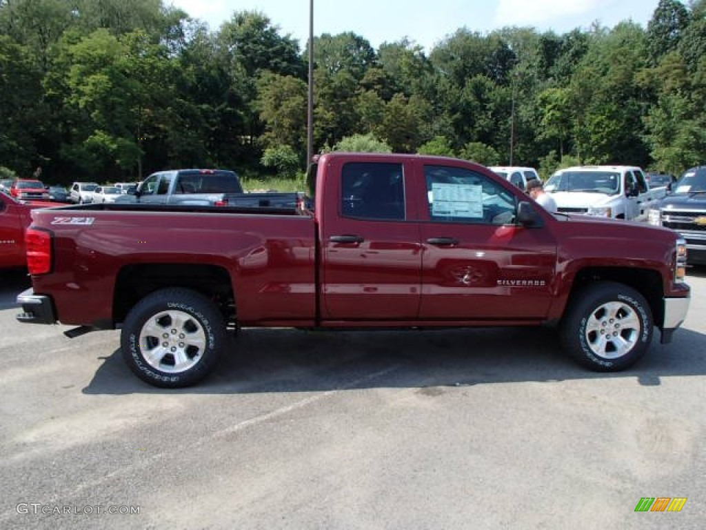 2014 deep ruby metallic chevrolet silverado 1500 ltz z71 double cab 4x4 84477979. Black Bedroom Furniture Sets. Home Design Ideas