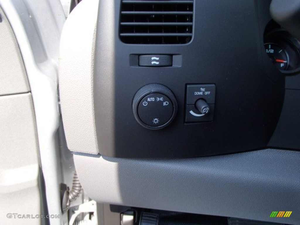 2013 Silverado 1500 Work Truck Regular Cab - Silver Ice Metallic / Dark Titanium photo #17
