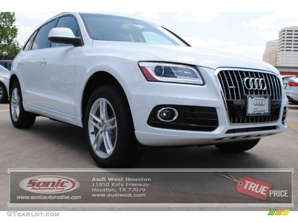 Audi Q5 Ibis White Or Glasier White Metallic Autos Post
