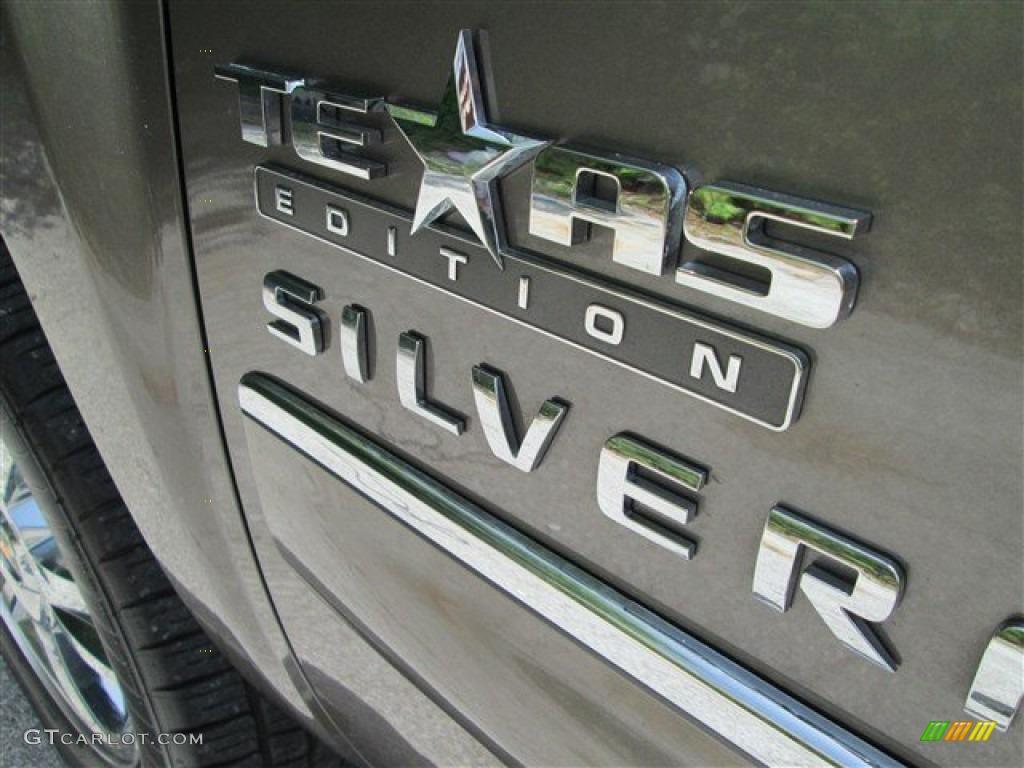 2012 Silverado 1500 LT Extended Cab - Mocha Steel Metallic / Ebony photo #8