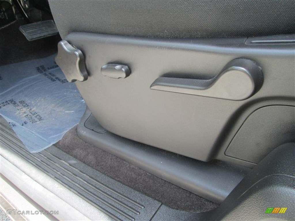 2012 Silverado 1500 LT Extended Cab - Mocha Steel Metallic / Ebony photo #14