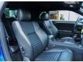2010 Dodge Challenger Dark Slate Gray Interior Front Seat Photo
