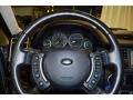 Jet Black Steering Wheel Photo for 2007 Land Rover Range Rover #84505812
