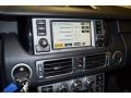 Jet Black Controls Photo for 2007 Land Rover Range Rover #84505926