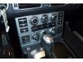 Jet Black Controls Photo for 2007 Land Rover Range Rover #84506031