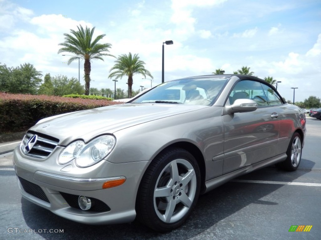 2006 mercedes benz clk 500 cabriolet exterior photos
