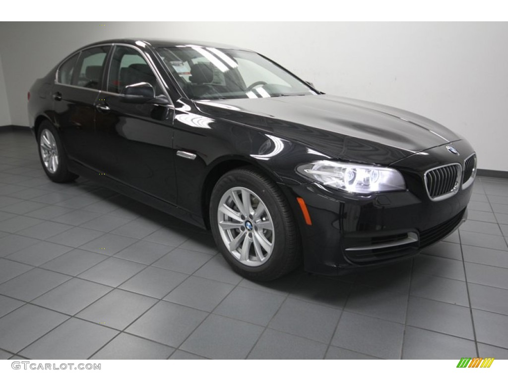 2014 black sapphire metallic bmw 5 series 528i sedan. Black Bedroom Furniture Sets. Home Design Ideas