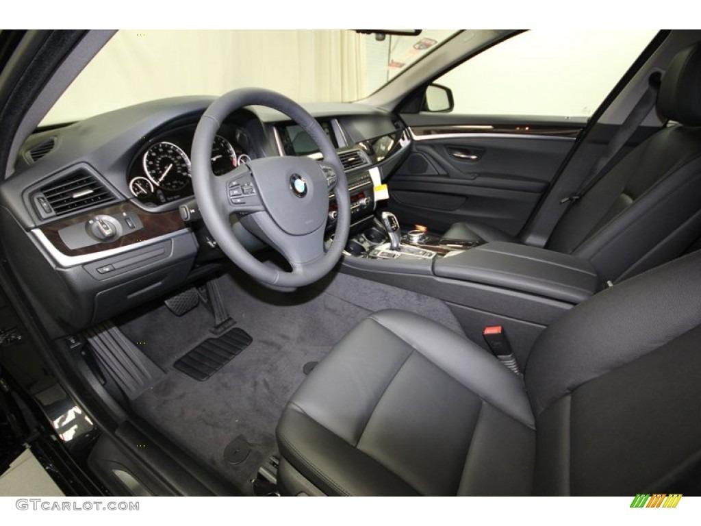 Bmw 5 Series 2014 Interior Black Interior 2014 BM...