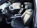 Front Seat of 2013 F150 Lariat SuperCrew 4x4