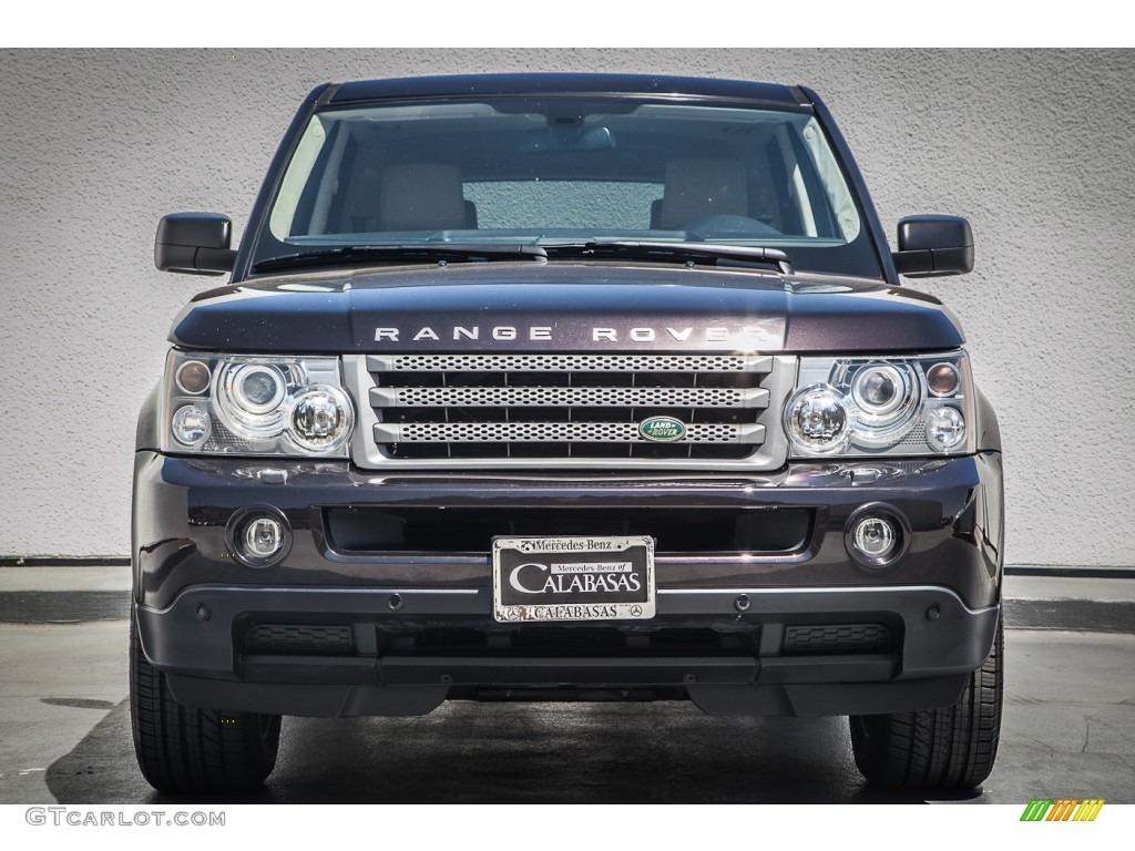 Range Rover Sport Brown