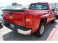 2012 Victory Red Chevrolet Silverado 1500 LS Regular Cab  photo #7