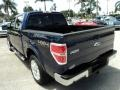 Dark Blue Pearl Metallic - F150 Lariat SuperCrew 4x4 Photo No. 9