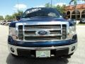Dark Blue Pearl Metallic - F150 Lariat SuperCrew 4x4 Photo No. 15