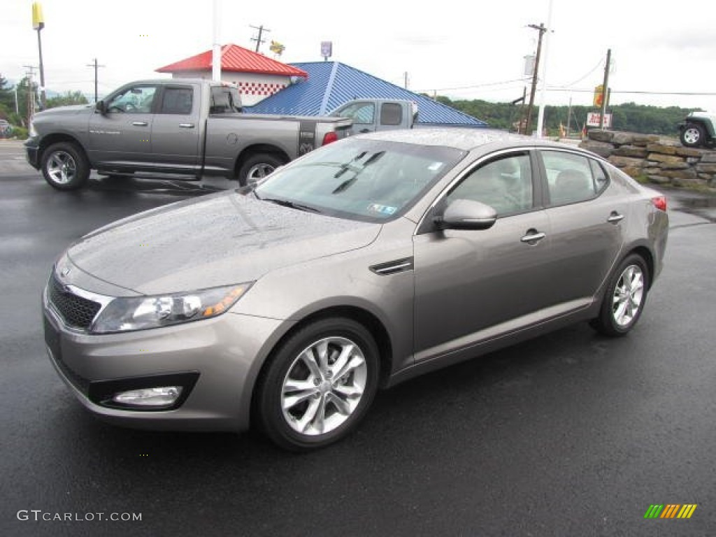 2013 Titanium Silver Metallic Kia Optima Lx 84518590