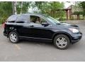 2010 Crystal Black Pearl Honda CR-V EX-L AWD  photo #5