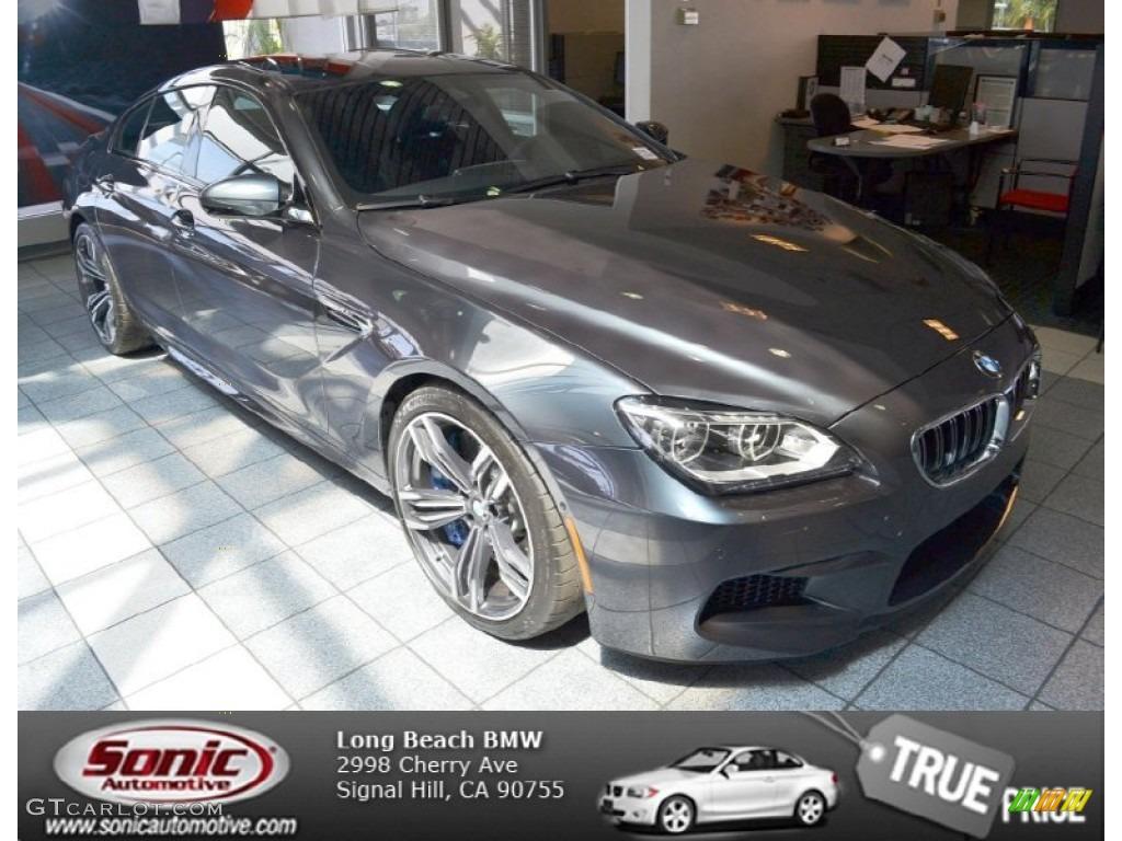 2014 Singapore Grey Metallic Bmw M6 Gran Coupe 84518490