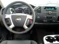 2013 Black Chevrolet Silverado 1500 LT Extended Cab 4x4  photo #7