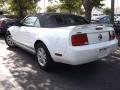 2006 Performance White Ford Mustang V6 Premium Convertible  photo #6