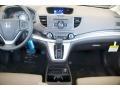 2013 White Diamond Pearl Honda CR-V EX  photo #14