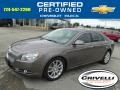 Taupe Gray Metallic 2010 Chevrolet Malibu LTZ Sedan