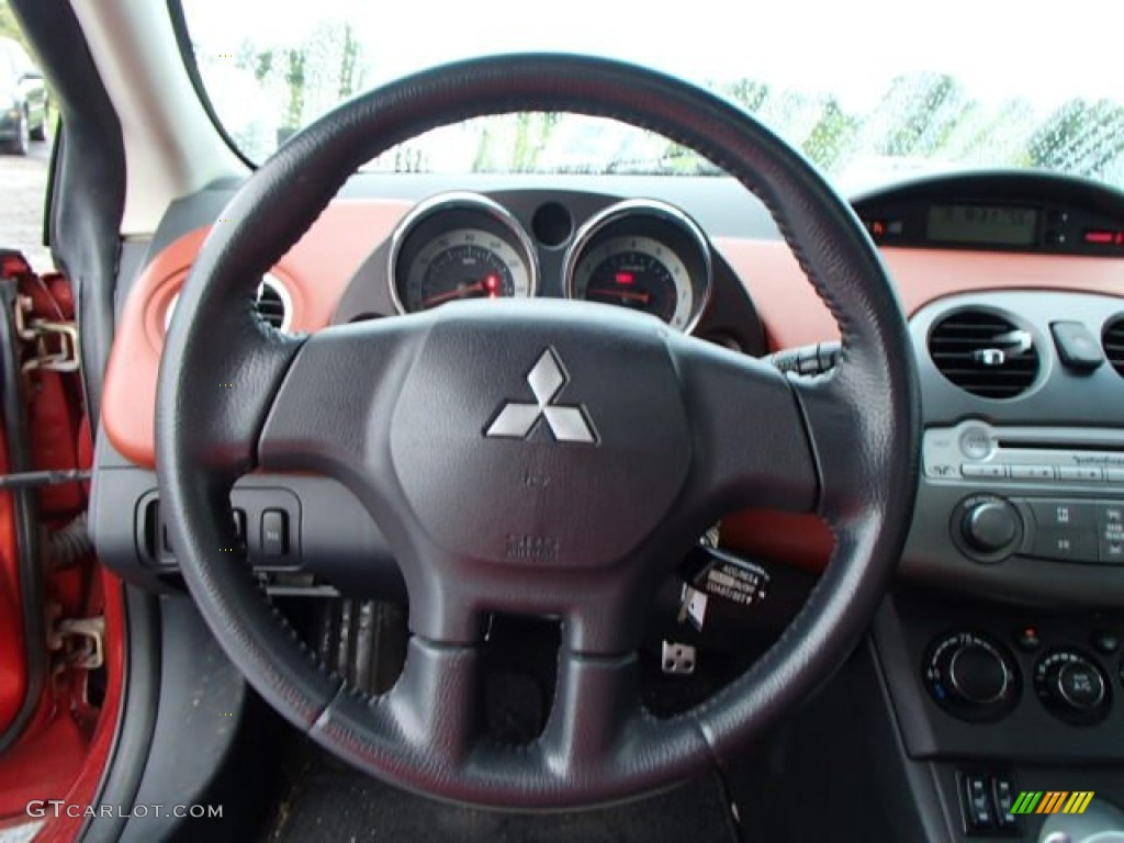 2006 mitsubishi eclipse gt coupe steering wheel photos. Black Bedroom Furniture Sets. Home Design Ideas