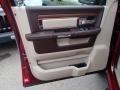Canyon Brown/Light Frost Beige Door Panel Photo for 2014 Ram 1500 #84590149
