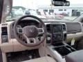 Dashboard of 2014 1500 Laramie Quad Cab 4x4