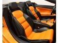 Front Seat of 2008 Gallardo Spyder