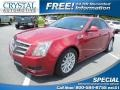 Crystal Red Tintcoat - CTS 3.0 Sedan Photo No. 1