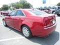 Crystal Red Tintcoat - CTS 3.0 Sedan Photo No. 3