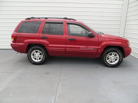 2004 jeep grand cherokee special edition data info and specs. Black Bedroom Furniture Sets. Home Design Ideas