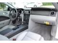 2008 Ford Mustang Light Graphite Interior Dashboard Photo