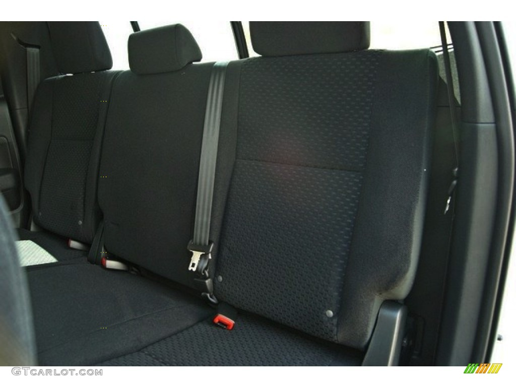2013 Tundra TRD Rock Warrior Double Cab 4x4 - Super White / Black photo #7