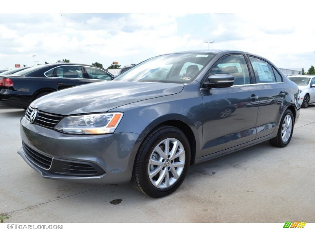 platinum gray metallic 2014 volkswagen jetta se sedan exterior photo 84606907. Black Bedroom Furniture Sets. Home Design Ideas