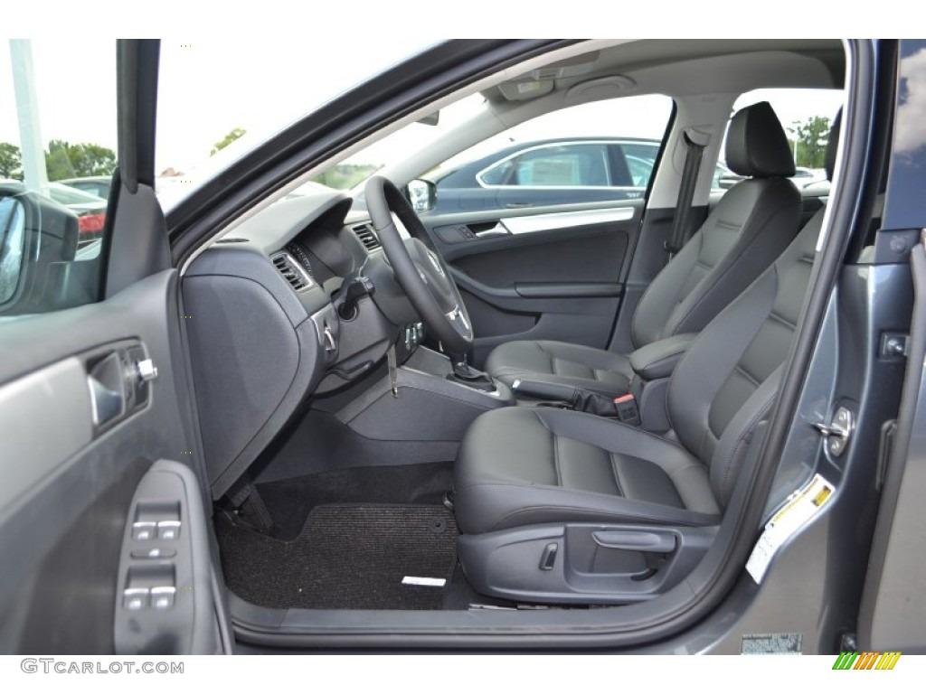 titan black interior 2014 volkswagen jetta se sedan photo 84606953