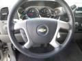 2013 Mocha Steel Metallic Chevrolet Silverado 1500 LT Crew Cab  photo #33