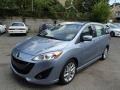 Front 3/4 View of 2013 MAZDA5 Touring