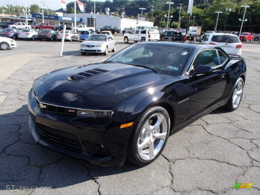 Black 2014 Chevrolet Camaro SS/RS - 184.1KB