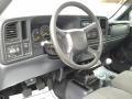 2001 Chevrolet Silverado 1500 Graphite Interior Dashboard Photo
