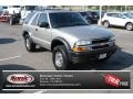 Light Pewter Metallic 2003 Chevrolet Blazer LS ZR2 4x4