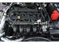 2011 Bordeaux Reserve Metallic Ford Fusion S  photo #23