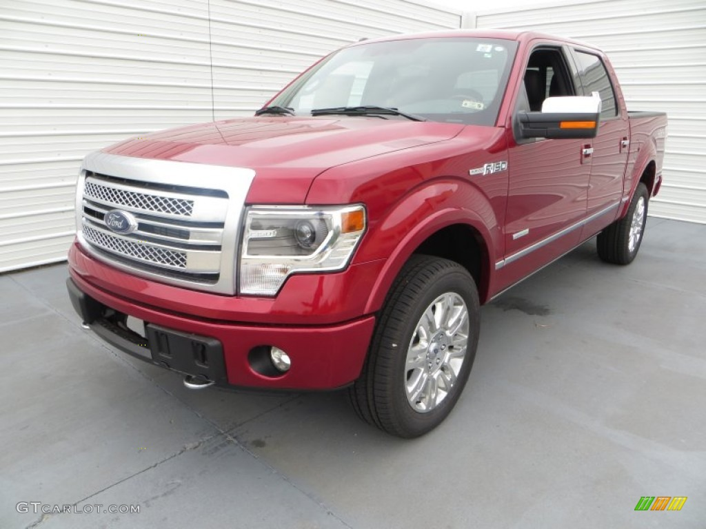 2014 ford fx4 150 supercrew 4x4 limited eco boost pic ruby red metiltic autos post. Black Bedroom Furniture Sets. Home Design Ideas