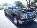 Black 2014 Chevrolet Silverado 1500 LT Double Cab