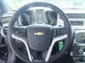 Black Steering Wheel Photo for 2014 Chevrolet Camaro #84673352