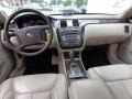 2009 Cadillac DTS Shale/Cocoa Interior Dashboard Photo